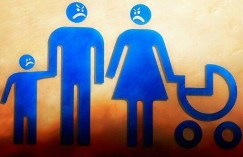 La famille invalidante, un fardeau pour le développement personnel