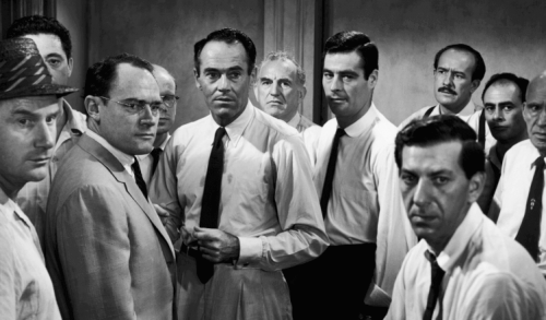 protagonistes douze hommes en colère