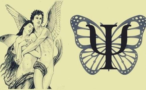 L'histoire du symbole de la psychologie (Ψ)