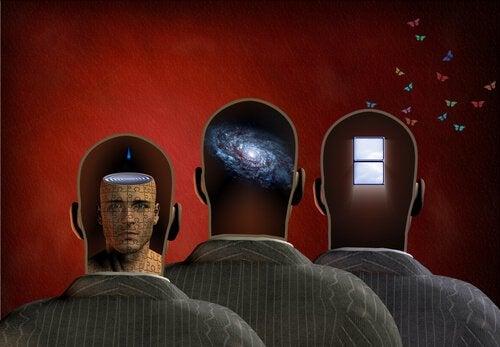 Cerveau triunique: trois cerveaux, une personne