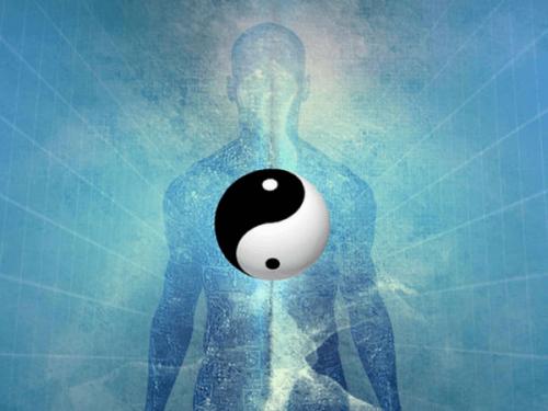 yin et yang en soi