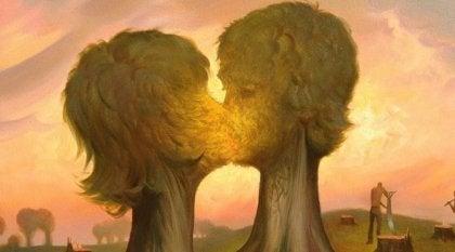 L'évolution de l'amour au sein du couple