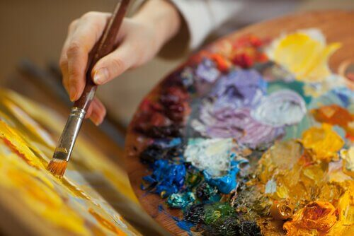 Croissant 6 exercices d'art-thérapie pour les adultes — Nos Pensées CG-49