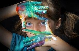 art-therapie chez les enfants
