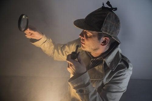 syndromes nommés après des personnages littéraires Sherlock Holmes