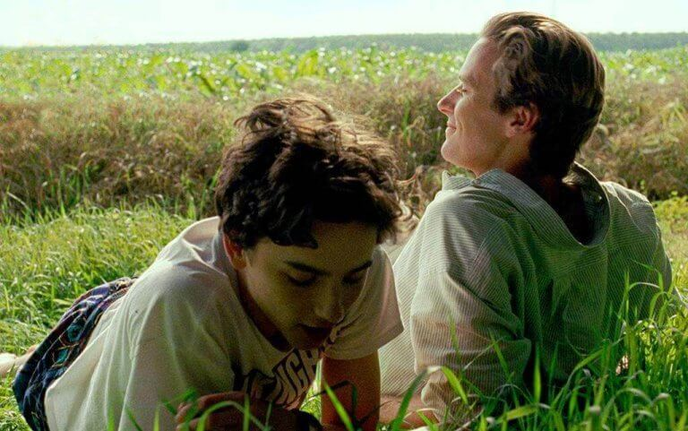 elio et olivier dans call me by your name