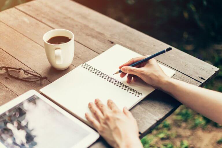 écrire pour organiser votre vie intérieure