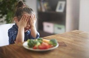néophobie alimentaire chez l'enfant