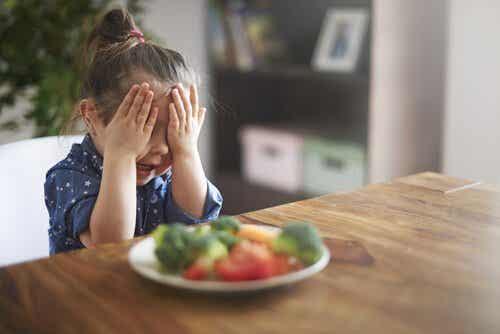 Qu'est-ce que la néophobie alimentaire ?