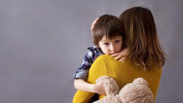 mère déprimée et rôle de l'enfant