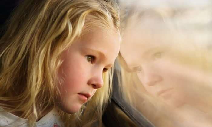 Enfants d'une mère déprimée