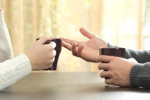 entente après une dispute