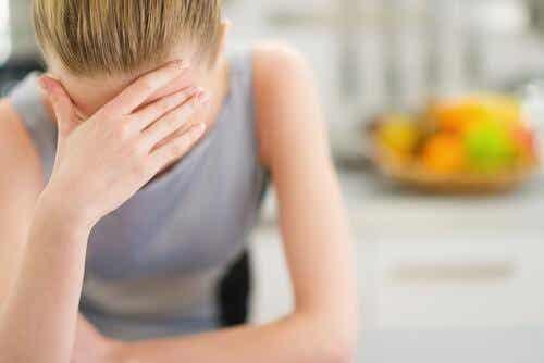 Le stress de la femme au foyer