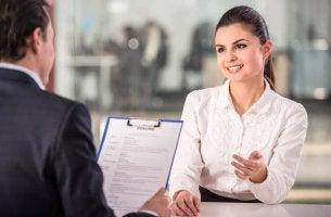 chercher un emploi entretien