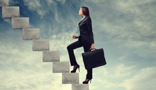 Le développement de la vie professionnelle