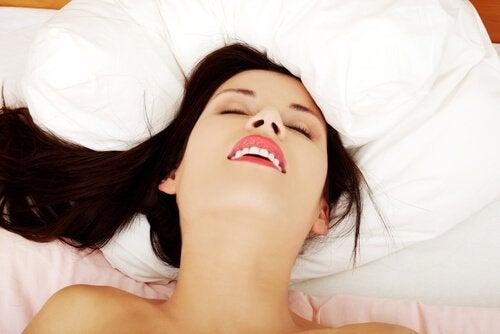 éjaculation féminine et plaisir