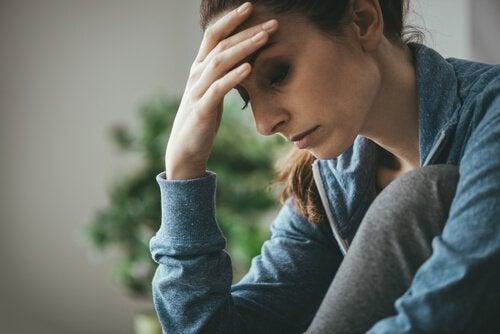 mère déprimée et dépression post-partum