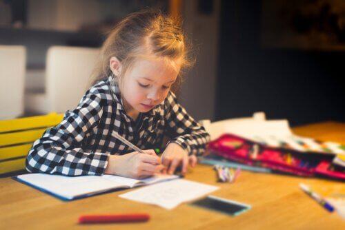 angoisse des mathématiques et apprentissage