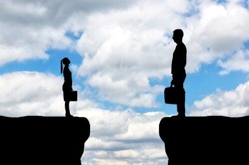 leadership et discrimination : le plafond de verre