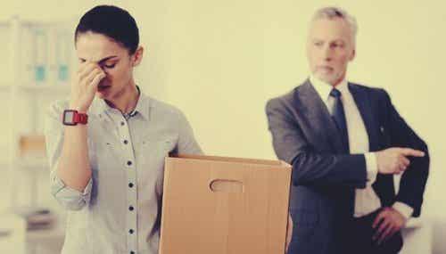 Être renvoyé de votre travail, cela ne signifie pas que votre vie est finie