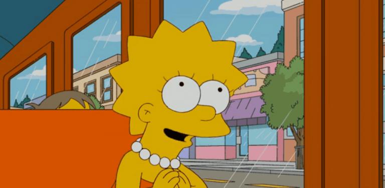 Lisa Simpson, la malédiction d'être intelligent