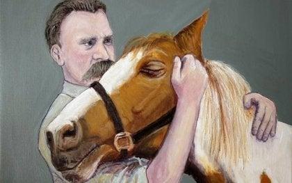Pourquoi Nietzsche pleura en serrant un cheval...