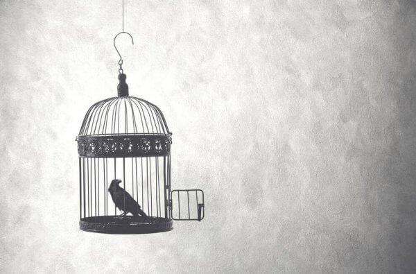 Alfonsina Storni et son refus de rester en cage dans le cadre d'une relation avec un homme