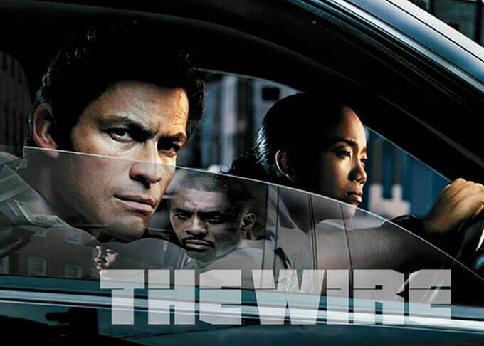 Une vision de la criminalité au travers de la série Sur Ecoute