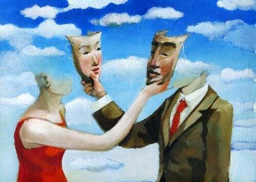 dramaturgie sociale et masques