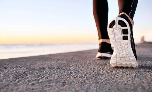 Bénéfices psychologiques du Power Walking