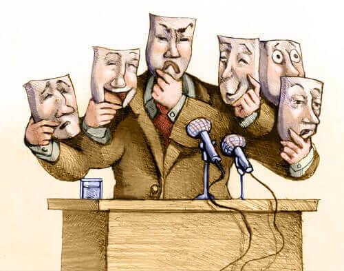 contrôle de l'esprit et politique