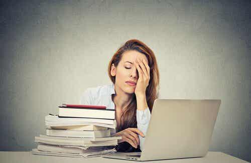 Le syndrome d'épuisement chez les professeurs