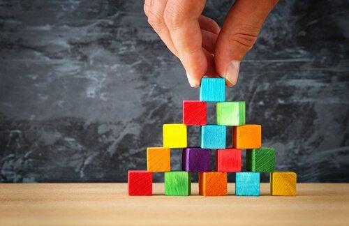 Les cinq niveaux de la pyramide de Maslow