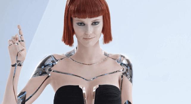 robot sexuel
