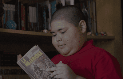 Rubén Darío Ávalos et la lecture