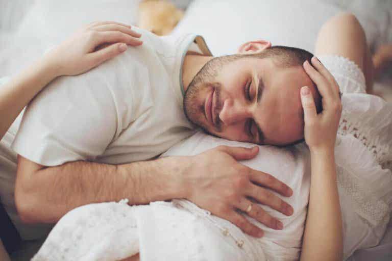 Le syndrome de Couvade, la grossesse empathique masculine