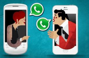 whatsapp et les couples
