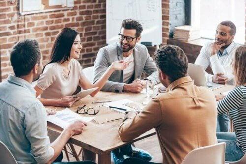 collègues et motivation au travail