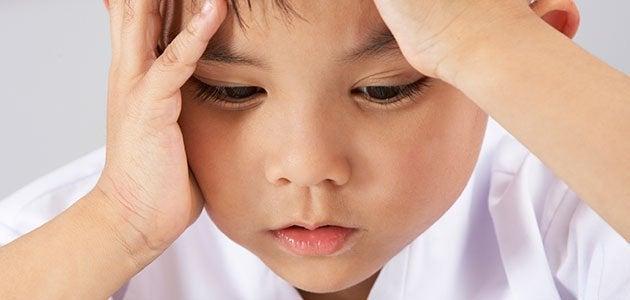 éducation des enfants et stress