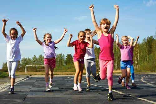 Pourquoi vaut-il la peine que les enfants fassent du sport ?