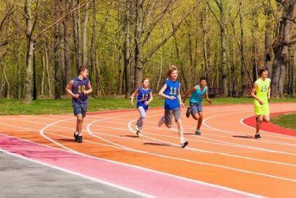 les enfants et le sport : s'engager et respecter son engagement