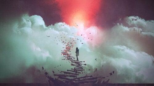 les escaliers du destin