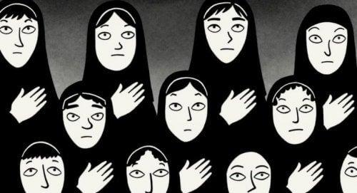 femmes de persepolis