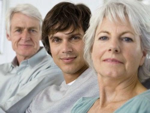 lorsque la famille affecte la relation de couple
