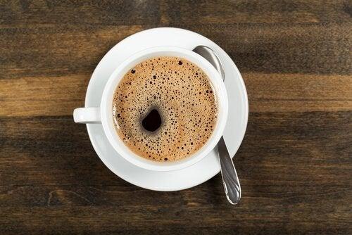 odeur du café noir