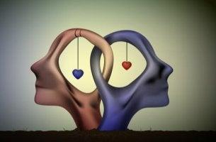 deux têtes