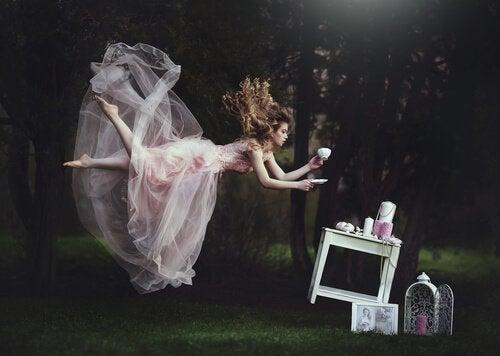 Le mythe de la fée de maison