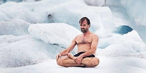 wim hof l'homme de glace