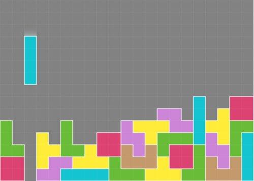 effet tetris