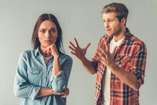 L'indifférence des personnes passives-agressives